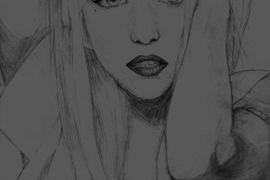 Lady Gaga Coloring Pages - best coloring page - hot