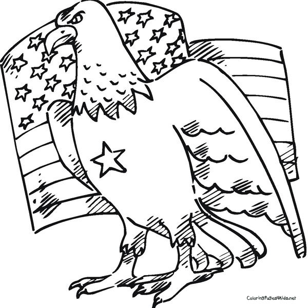 bald eagle coloring pages printable - eagle coloring pages bird coloring pages animals