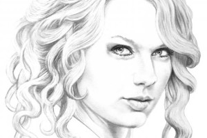 Taylor Swift Coloring Pages | celebrities coloring pages | coloring book | #29