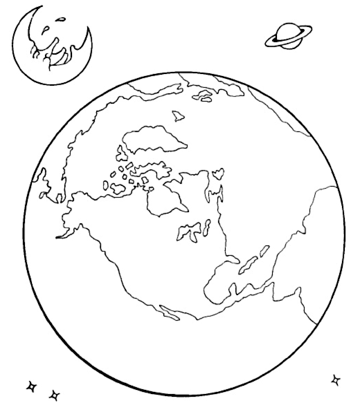 Solar Coloring Pages Solar System Coloring Pages