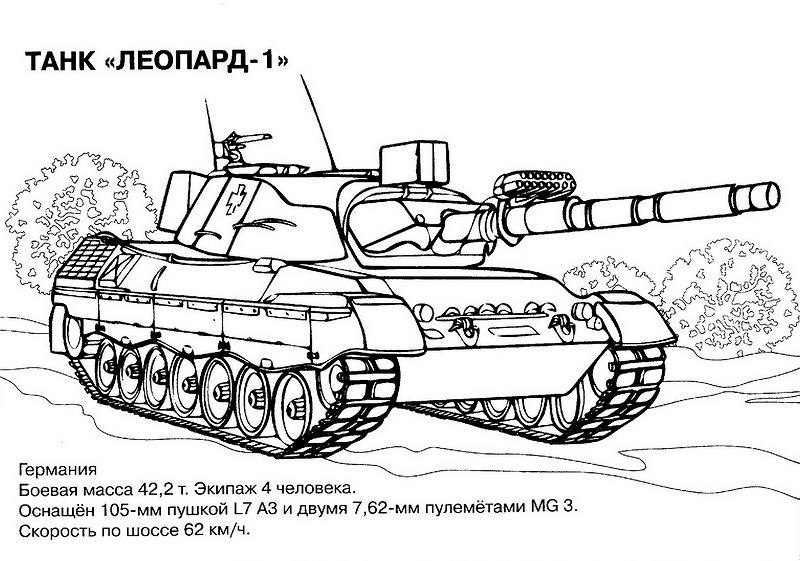 Tank Coloring pages - Free Coloring Pages - War - military ...